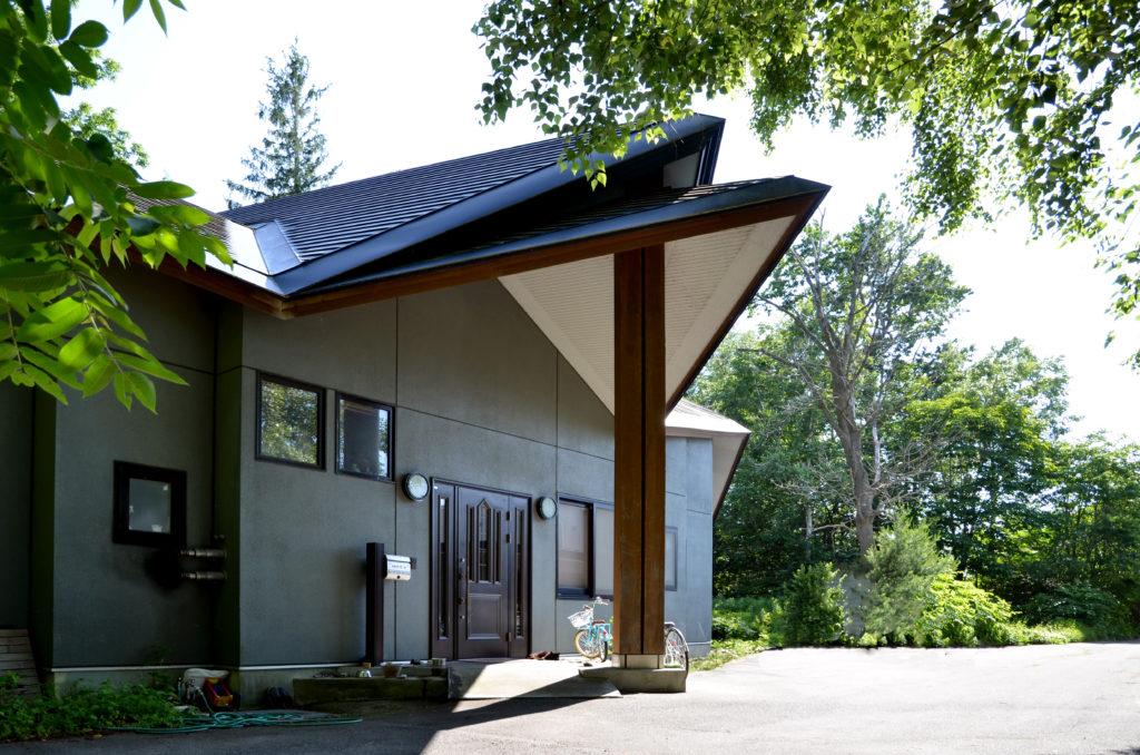 特殊屋根形状